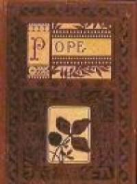 The Works Of Alexander Pope