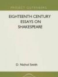 essays on shakespear William shakespeare was great english playwright, dramatist and poet who lived during the late sixteenth and early seventeenth centuries shakespeare is.