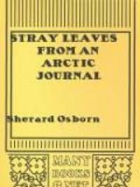 Stray Leaves From An Arctic Journal