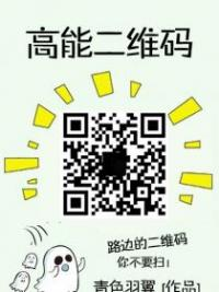 High Energy QR Code
